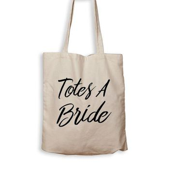 ONETOW Totes A Bride - Tote Bag