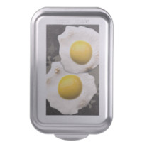 Sunny Side Up Eggs Cake Pan