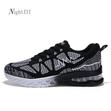 Night Elf mens running shoes men sneakers breathable air mesh sport shoes men 2017 summer trainers jogging walking tennis shoes