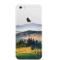 Clear | Country Iphone Case