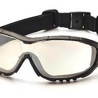 Pyramex V3G Anti-Fog I/O Mirror Lenses Safety Eyewear Glasses Goggles GB8280ST