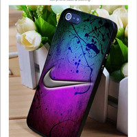 Glow Nike iPhone for 4 5 5c 6 Plus Case, Samsung Galaxy for S3 S4 S5 Note 3 4 Case, iPod for 4 5 Case, HtC One for M7 M8 and Nexus Case