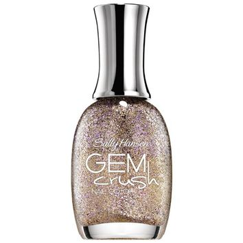 Sally Hansen Gem Crush Nail Polish, Big Money, 0.33 Fluid Ounce