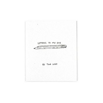 Letters To My Exs Art Zine (Limited Edition)
