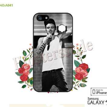 1D Phone Cases, iPhone 5/5S Case, iPhone 5C Case, iPhone 4/4S Case, Phone covers,  one direction liam payne Case for iPhone-A041