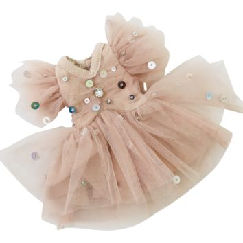 [ PRE ORDER *] ANGELA Doll clothing DOLLY's 'Beauties & Beasts' ONDINE TUTU DRESS ballet pink