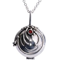 The Vampire Diaries Vampire Elena Vervain Necklace Silver Plated Silvery Color Valentines Gift