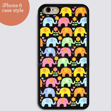 iphone 6 cover,elephant with heart iphone 6 plus,heart case  Feather IPhone 4,4s case,color IPhone 5s,vivid IPhone 5c,IPhone 5 case 100
