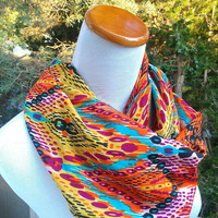 Infinity Hipster circle scarf