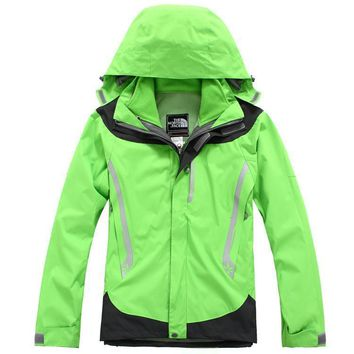 The North Face Waterproof Resistant Detachable Fleece Two Sets Of Womens Jackets