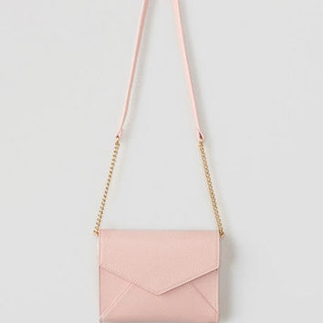 Veronica Boxed Envelope Wallet In Blush