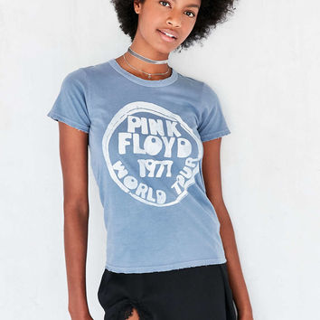 Junk Food Pink Floyd World Tour Tee - Urban Outfitters