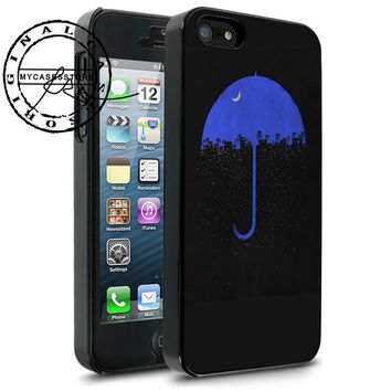 Night umbrella City iPhone 4s iPhone 5 iPhone 5s iPhone 6 case, Samsung s3 Samsung s4 Samsung s5 note 3 note 4 case, Htc One Case