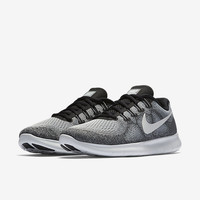 The Nike Free RN 2017 Women's Running Shoe.
