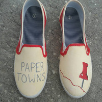 Paper Towns Shoes