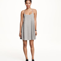 Short Jersey Dress - from H&M