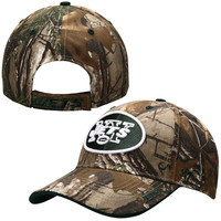 New York Jets '47 Brand Frost Adjustable Hat – Realtree Camo