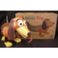 POOF-Slinky - Collector's Edition Original Slinky Dog in Retro Packaging, 225R