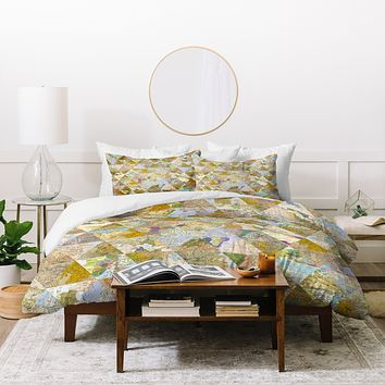Bianca Green Lost And Found Duvet Cover