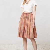 Amalia Tulle Skirt by Anthropologie