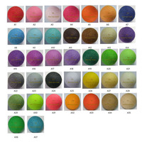 Rainbow color Set  20 mixed Rainbow colors Cotton Ball String Lights Fairy lights Party Decor Wedding Garden  Holiday Lighting