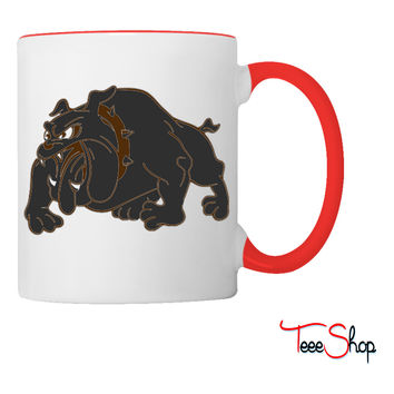 Bull Dog Coffee & Tea Mug