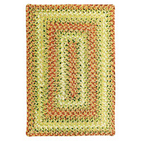 Tuscany Braided Indoor/Outdoor Ultra Durable Rectangle Rug