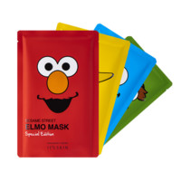 [It'S SKIN] Sesame Street Mask Special Edition