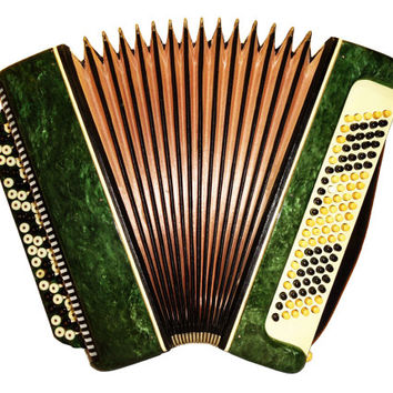 Russian Tenor, 100 Bass, Button Bayan, Accordion Instrument, 479
