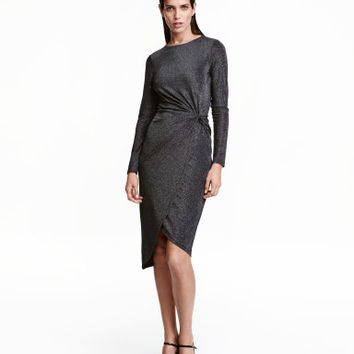 H&M Draped Dress $34.99
