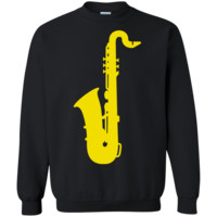 live nice - saxophone - mens cotton T-Shirt