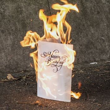 Never-Ending Birthday Card | Firebox.com - Shop for the Unusual