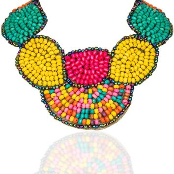 Beads Collar Necklace