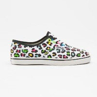 Product: Neon Leopard Authentic Lo Pro, Girls