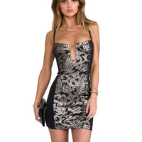 Nookie x REVOLVE Stadium Bustier dress in Black