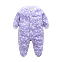 Unisex Baby Romper Winter Cartoon Baby Clothes One Pieces Autumn Newborn Clothes Baby Boy Gril Romper Long Sleeve Infant Product