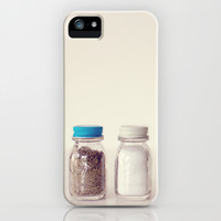 Salt and Pepper iPhone & iPod Case by Dena Brender Photography