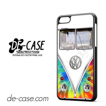 Tye Dye Volkswagen Bus For Iphone 5C Case Phone Case Gift Present YO