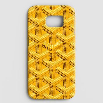 Goyard Destkop Wallpaper Samsung Galaxy S7 Case