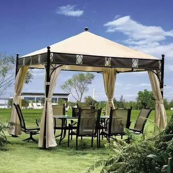 High quality outdoor furniture house gazebo tent