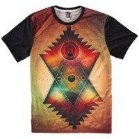 Imaginary Foundation Diamond Panel T-Shirt - Men's at CCS