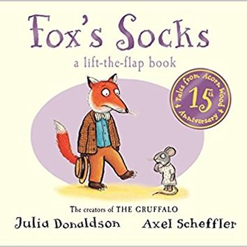 Fox's Socks (Tales From Acorn Wood) Board book – January 1, 2015