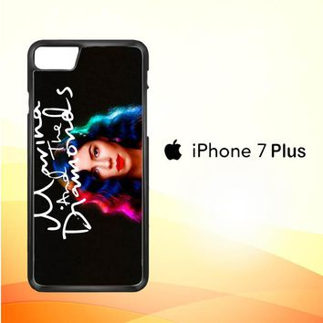 Marina and The Diamonds Z1529 iPhone 7 Plus Case