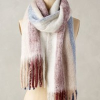 Whalley Blanket Scarf by Anthropologie in Navy Size: One Size Scarves