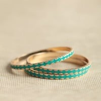 arabian nights bangle set at ShopRuche.com