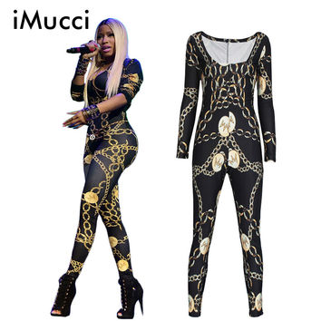 Sexy Vintage Bodycon Jumpsuit Sexy Patchwork Bodysuit for Women Party Romper Print Prom Playsuit Club Party Bandage Jumpsuits