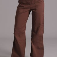 Be Present Agility Pant - Brown