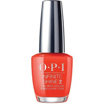 OPI Infinite Shine - Living On the Bula-vard! - #ISLF81