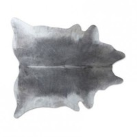 Exotic Grey Cowhide & Pure Rugs Natural Cowhides | YLiving