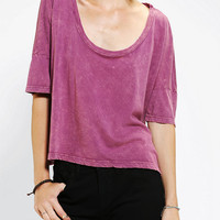 Urban Outfitters - Truly Madly Deeply Scoopneck Slouch Tee